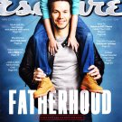 Esquire Magazine June/July 2014- Mark Wahlberg