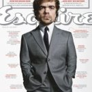 Esquire Magazine March 2014- Peter Dinklage, Man of Style