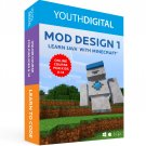 MOD Design 1- Learn Java with Minecraft (Kids Ages 8-14) PC & MAC by Youth Digital