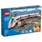 LEGO City Trains High-speed Passenger Train #60051