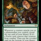 Lost in the Woods #123/158 Magic the Gathering Dark Ascension Green Rare Foil