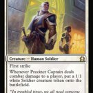 Precinct Captain #17/274 Magic The Gathering Return to Ravnica White Rare