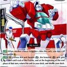 Battleraizer BT01-032 Cardfight! Vanguard Descent of the King of Knights Rare Foil