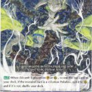Dark Mage, Badhabh Caar BT04/022 Cardfight! Vanguard Eclipse of Illusionary Shadows Rare Foil