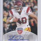 2012 Leaf Young Stars Autographs #73 - Rhett Ellison RC