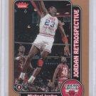 2008-09 Fleer Michael Jordan Retrospective Glossy #MJ-6