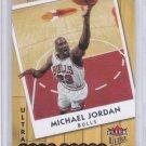 2007-08 Fleer Ultra Snap Shots Michael Jordan #SS-7