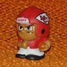 NFL Teenymates Series 2 Running Backs- Kansas City Chiefs w/Random Puzzle Piece