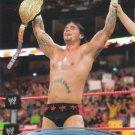 2013 Topps Best of WWE Top Ten of the Modern Era World Heavyweight Champions #8- CM Punk