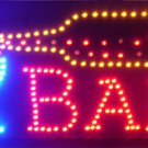 19x10 Bar with Bottle Pour Motion LED Sign
