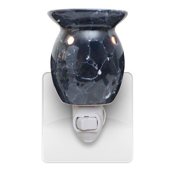 Marble Blue Tart/Oil Plug In Warmer