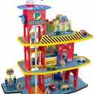 Deluxe 3 Story Car Garage by KidKraft (Hot Wheels and Matchbox Compatible)