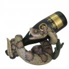 Rattlesnake Wine Bottle Holder
