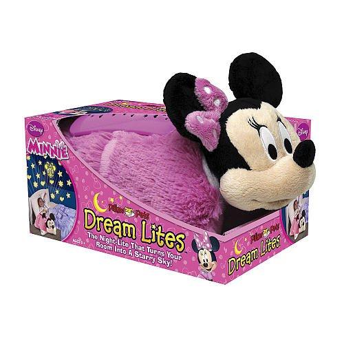 minnie mouse pillow pets dream lites. Black Bedroom Furniture Sets. Home Design Ideas