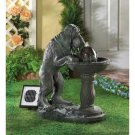 Thirsty Dog Solar Water Fountain