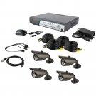 Spyclops Dvr Kit With 4 Bullet Cameras