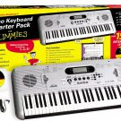 "61-Key Piano Keyboard Starter Kit ""For Dummies"" by eMedia"