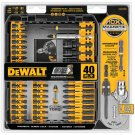 Dewalt 40-Piece Impact-Ready Screwdriver Set