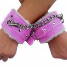 Pink Kinky Pinky Be Reckless Adult Wrist Restraints