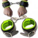 Green Strip Tease Romantic Rapture Adult Wrist Restraints