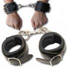 Black Midnight Rendezvous Romantic Rapture Adult Wrist Restraints