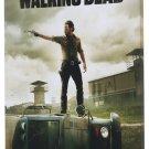 "The Walking Dead ""Jailhouse"" 24x36 Canvas Print"