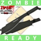 Zombie Slayer TAKEDOWN Full Tang Machete