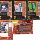 Dragonball GT Baby Saga Personality Set (3 Levels, Scouter, Hi-Tech)- Baby Level 3 HT