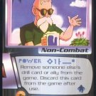 Dragonball Z Saiyan Saga Limited Edition Common- The Untroubled Mind is Focused #32