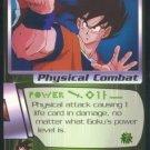 Dragonball Z Saiyan Saga Limited Edition Common- Goku Body Throw! #44