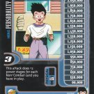 Dragonball GT Baby Saga Limited Edition Uncommon- Goten Level 1 #134