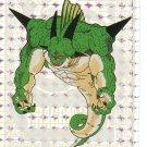 1998 Dragonball Z Silver Prism Foil Chase Card- Porunga #G-10