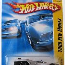 Prototype H-24 #012 Hot Wheels 2008 New Models- Silver