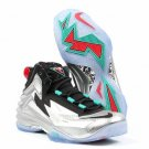 Men's Nike Chuck Posite- Metallic Silver/Black