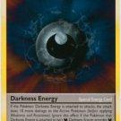 Darkness Energy #129 Pokemon Secret Wonders Uncommon