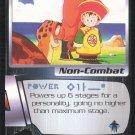 Dragonball Z Saiyan Saga Uncommon Power Up More! #97