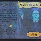 2001 Harry Potter Quidditch Cup TCG Rare Premiere Portraits Hologram- Madam Rolanda Hooch #13