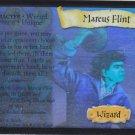 2001 Harry Potter Quidditch Cup TCG Rare Premiere Portraits Hologram- Marcus Flint #14