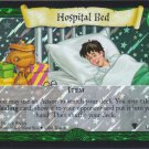 2001 Harry Potter Quidditch Cup TCG Rare Holofoil- Hospital Bed #12
