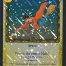 2001 Harry Potter Quidditch Cup TCG Rare Holofoil- Catch The Snitch #2