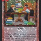 2001 Harry Potter Quidditch Cup TCG Rare Holofoil- No Time to Play #17