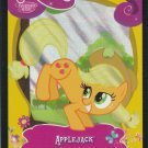 2013 My Little Pony Friendship is Magic Series 2 Foil Trading Card- Applejack #F10