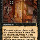 Cabal Shrine #124 Magic The Gathering Odyssey Black Rare