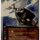 Naruto CCG Unbound Power 1st Edition Tin Promo Gold Foil- Lightning Blade #PR044