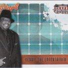 2008 Donruss Americana II TV Stars #TS-CTE - Cedric the Entertainer /500