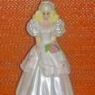 Rose Bride Barbie 1992 McDonald's Happy Meal Toy