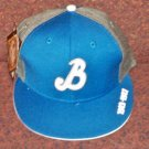 Brooklyn Royal Giants 1923-1927 Authentic Negro League Museum Fitted Baseball Cap Size 7 5/8