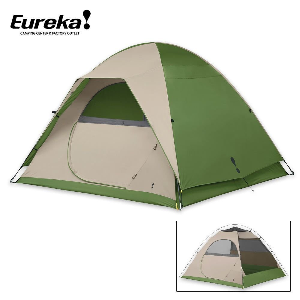 how to set up dome tent funny video