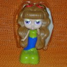Diva Starz w/ Snap on Clothes and Styling Hair Happy Meal McDonald's Happy Meal Toy #5