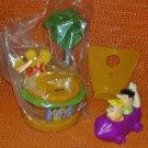 Bronto King Drive & Dine The Flintstones Burger King Kid's Meal Toy #8
